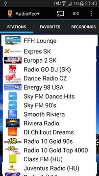RadioRec+