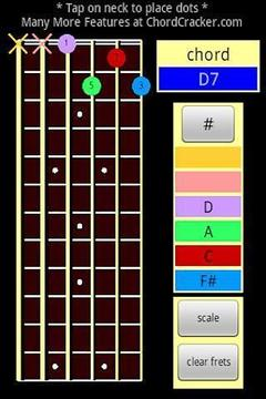 Guitar Chord Cracker