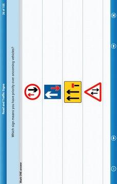 英国驾照考试