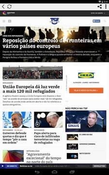 TSF - Rádio Notí...