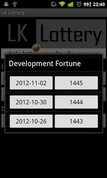 Sri Lanka Lottery Results