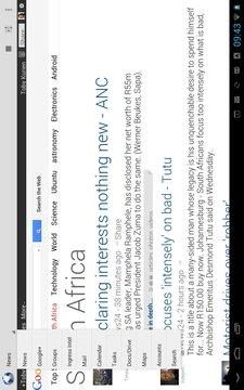 GoogleApps Sandboxed Browser