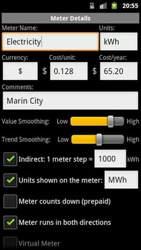 Energy Consumption Analyzer