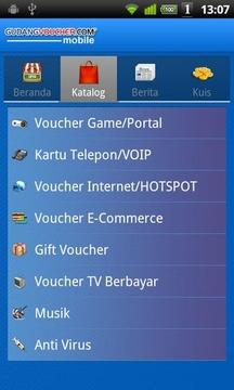GudangVoucher Mobile