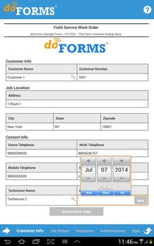 doForms | Forms & Dispatch