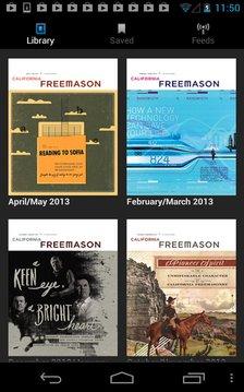California Freemason magazine