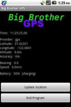 Big Brother GPS
