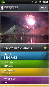 Belgrade City Guide LITE