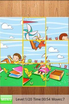 儿童交换拼图#2