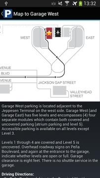 DIA Parking