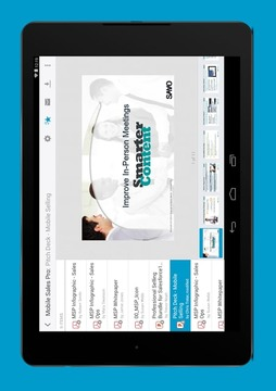 SAVO Sales Enablement
