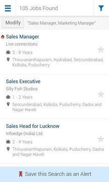 Naukri.com Job Search