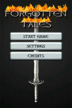 古老的传说 Forgotten Tales RPG