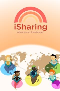 查找地点,位置跟踪 - iSharing