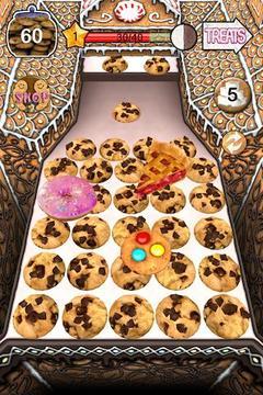 曲奇推币机 Cookie push coin machine