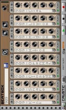 音乐合成器CAUSTIC