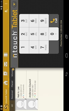 ntouch® Mobile