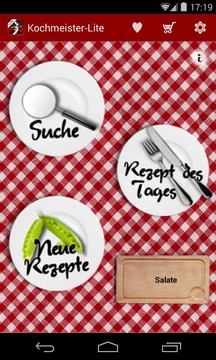 Kochmeister Rezepte GRATIS