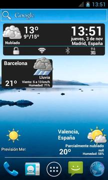 Forecast 天气预报