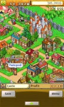 冒险迷宫村 英文版Dungeon Village