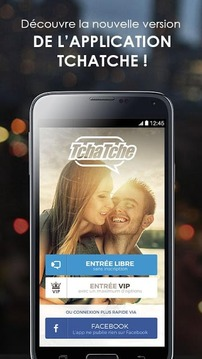 Tchatche : free chat
