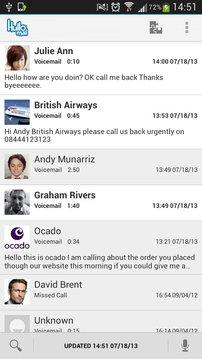 HulloMail 智能语音信箱