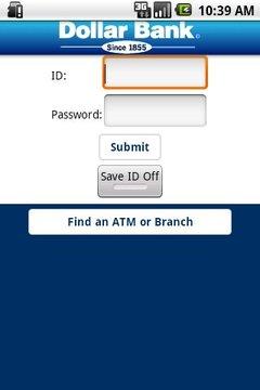 Dollar Bank App