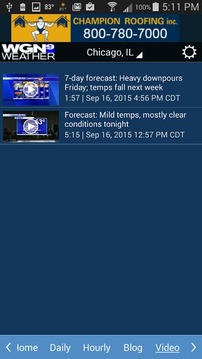 WGN Weather