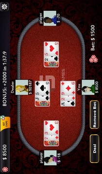 Card Poker game