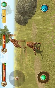 野生老虎模拟