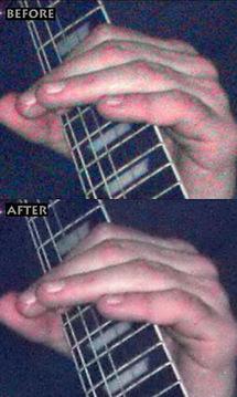 修復照片的噪音