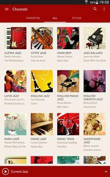 爵士乐电台
