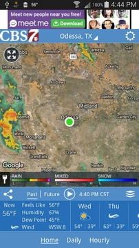 CBS 7 Radar