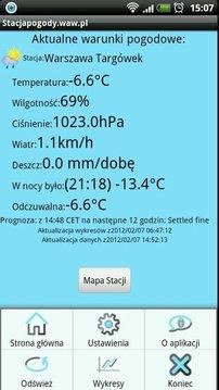 桌面天气预报