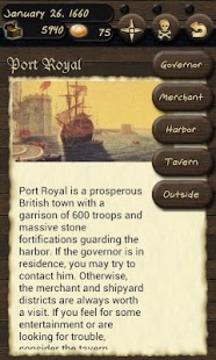 海盗与商人 Pirates and Traders