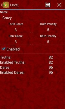 Truth or Dare Game (Teens)