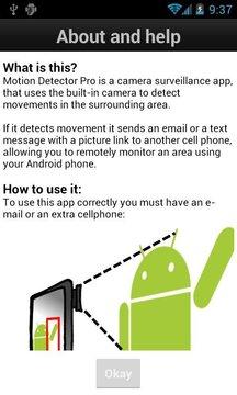 Motion Detector Pro