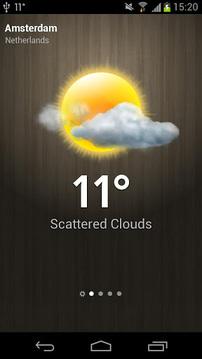 天气应用程序 - Weather
