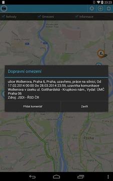 Dopravní informace tudyNE Free