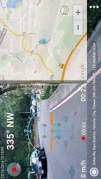 3D Compass+ (实境+罗盘)