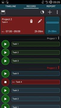 Gleeo Time Tracker