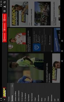 Mundo Deportivo Oficial