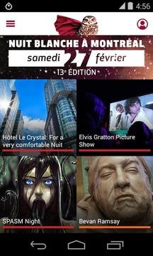 2016 Nuit blanche à Montréal