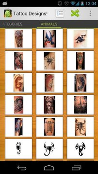 Tattoo Designs!