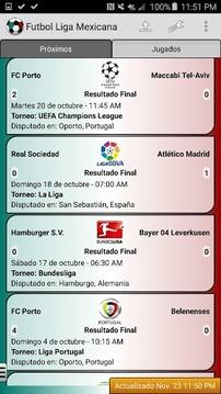 足球墨西哥联赛
