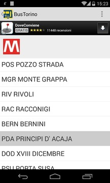 Bus Torino
