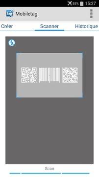 Mobiletag QR Scanner