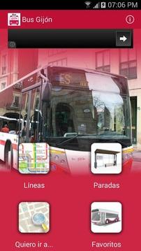 Bus Gijón