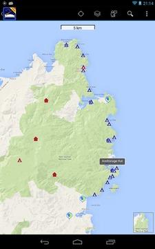 鸟巢取景新西兰