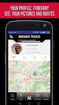 Aix En Provence Tracker
